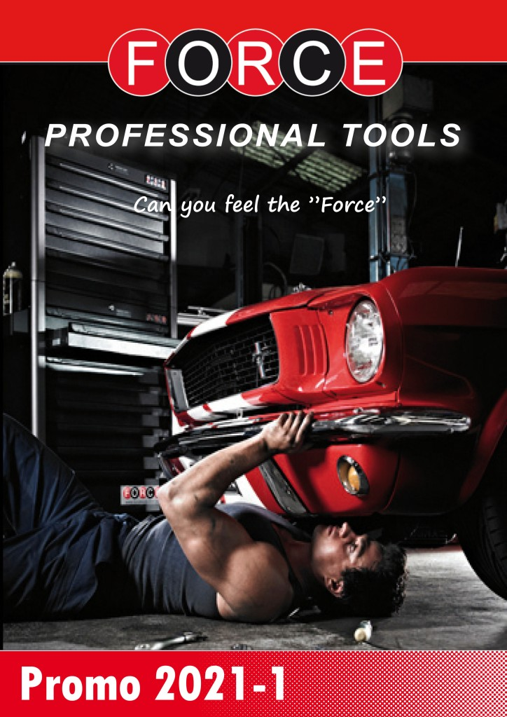 Promotions Force Professional Tools FOR 10318C610
